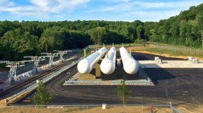 Naziemne i podziemne zbiorniki na gaz