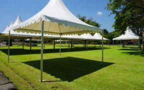 Przyjecie weselne pod namiotem – zalety rozwiazania